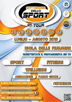 Isola d.Femmine:Settimana Sport